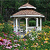Gazebo at Harmon Hill Farm